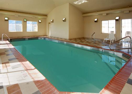 Sleep Inn Casper Wy Pool